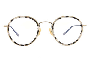 ANTICA AV Col.2 Ivory Toltoise-Antique Gold