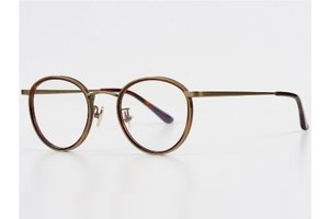Ti MIEN Col.2 Tortoise-Antique Gold