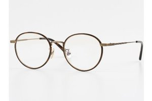 Placo EVAN Col.4 Tortoise-Antique Gold