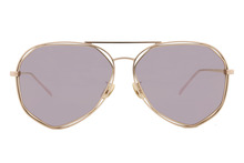 Kissing CAEN Col.3 Rose Gold/Pink Mirror